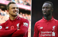 Klopp explains lack of Liverpool minutes for Shaqiri and Keita