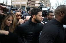 Jussie Smollett charged with 16 felony counts for allegedly lying to police
