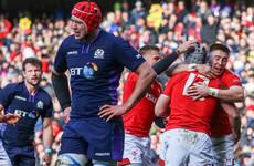 Gatland's Wales dig deep at Murrayfield to set up Grand Slam bid against Ireland