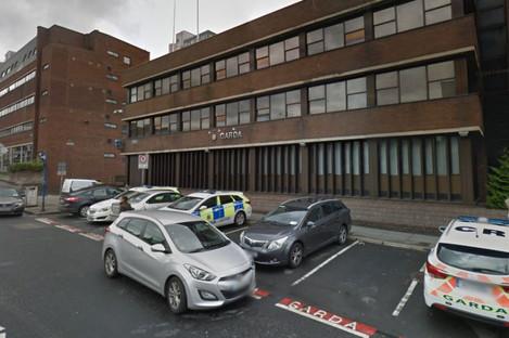 Henry Street Garda Station, Limerick.