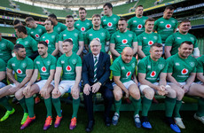 Big performance against les Bleus can ease concerns over Schmidt's Ireland
