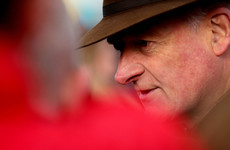 Ex Patriot wins feature race while Willie Mullins lands double at local track