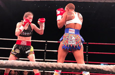 Delfine Persoon walks through tough foe to set up potential undisputed title clash with Katie Taylor