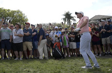 McIlroy charges into second place with brilliant Saturday at Bay Hill