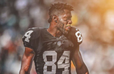 NFL star Antonio Brown set to join the Oakland Raiders in reported $50m deal