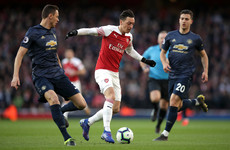 As it happened: Arsenal vs Manchester United, Premier League