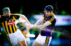 Wexford pull off second-half comeback to eliminate reigning champions Kilkenny from league