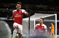 Xhaka and Aubameyang on target as Arsenal hand Solskjaer first Premier League defeat
