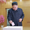 North Korea's election: There's just one approved name on today's ballot