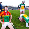 After trailing by 11 points, 14-man Carlow pull off thrilling win to relegate Offaly