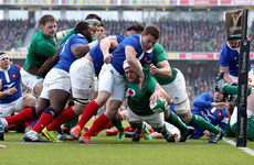 Rory Best: 'It's exactly how you would plan your last home game here'