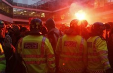 UK police launch investigation after London's student protest violence