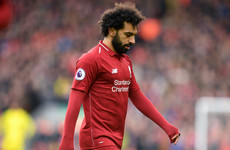 'No problem with confidence': Klopp hits out at supposed goalscoring crisis for Salah