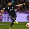 Benzema scores brace as Madrid bounce back from shock Champions League defeat