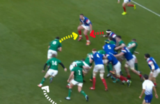 Analysis: Stander pass sends Earls in for another Schmidt set-piece strike