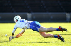 Brilliant thinking from Bennett with sideline cut set up this Waterford point in yesterday's comeback win