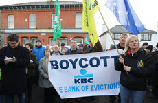 Paschal Donohoe met KBC to 'reassure' the bank of support after the Strokestown eviction