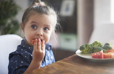 Am I being a bad parent... by telling our four-year-old she's not allowed to eat meat?