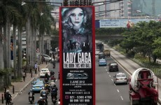 Indonesia pulls Lady Gaga concert, saying she'll corrupt kids