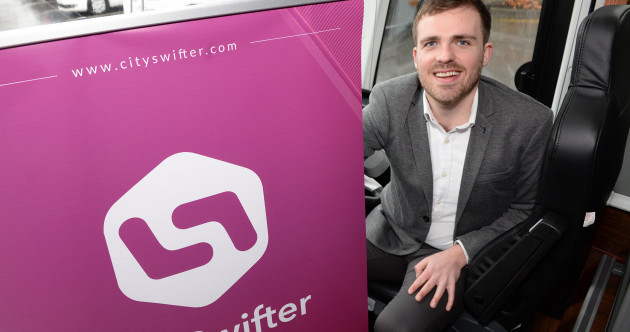 Freshly funded Galway startup CitySwifter is plotting a big expansion push in the UK