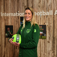Legendary goalkeeper Emma Byrne to become first woman inducted into FAI Hall of Fame