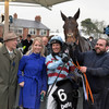 Widow of trainer who took his own life aiming to continue his legacy with Cheltenham success