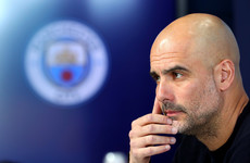 Man City still teenagers in adult world of Champions League - Pep Guardiola