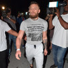 McGregor charged with 'strong arm robbery and criminal mischief' after alleged altercation with fan
