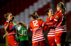Shelbourne drop 'Ladies' from women's team name in bid to achieve equality for all players