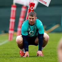 O'Brien and Beirne training hard to give Schmidt headaches for Cardiff
