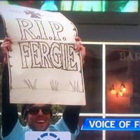 Sorry seems to be the hardest word: Tevez refuses to apologise to Fergie