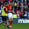 Wales retain hope of having Liam Williams at fullback for clash with Ireland
