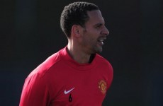 Ferdinand 'gutted' at England snub, makes retirement hint