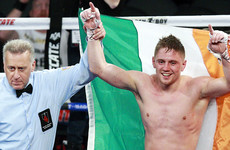 Undefeated middleweight Quigley to make UK debut this month live on Sky Sports