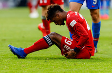 Bayern given double injury boost ahead of Liverpool showdown