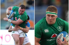 Ireland's front row options improve as Kilcoyne and Ryan drive on