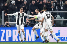 Cristiano Ronaldo masterclass inspires Juventus' stunning Champions League comeback
