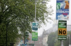 Swingers: latest poll shows 35 per cent of referendum voters 'don't know'