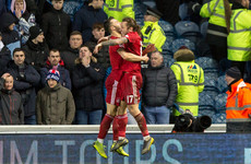 Steven Gerrard set to finish first season empty-handed as Aberdeen stun Rangers