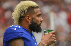 Giants star receiver Beckham bound for Browns in blockbuster NFL trade