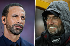 Rio Ferdinand: 'Nervous' Liverpool playing with the handbrake on