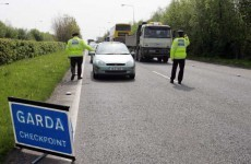 Three in court after Garda patrol car ramming incident