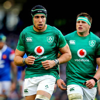 Connacht lock Dillane happy to be firmly back in Ireland's plans