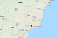 Five children feared dead in Brazil school shooting
