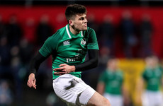 Byrne returns at out-half for Ireland U20 side bidding for Grand Slam glory