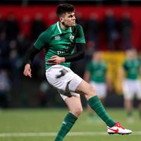 Byrne returns at out-half for Ireland U20 side bidding for Grand Slam glory