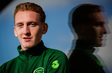 Ronan Curtis a doubt for Euro qualifiers following freak finger injury