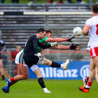 'There is a risk and a gamble in doing it' - Fly-goalie Morgan 'has the license' to join Tyrone attack