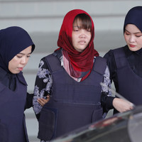 Woman accused of assassinating Kim Jong Un's brother loses bid to be released from jail