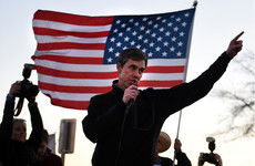 Beto O'Rourke has announced that he's running for the US presidency